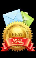 best email hosting award