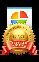 best reseller hosting award