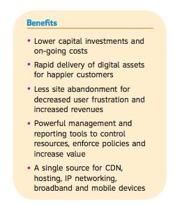 AT&T CDN Benefits