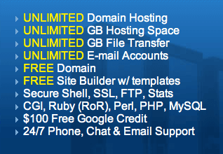 Bluehost Shared Hosting Features