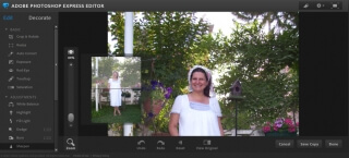 Adobe Photohop Online: No point in thinking where or how the application runs.
