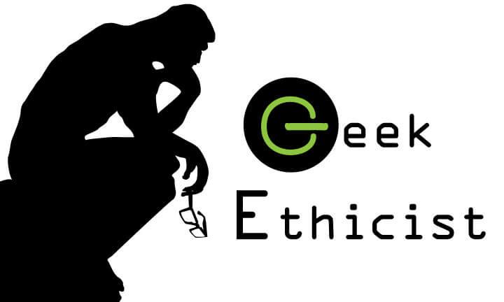 Geek Ethicist Logo