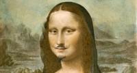 Duchamp Mona Lisa