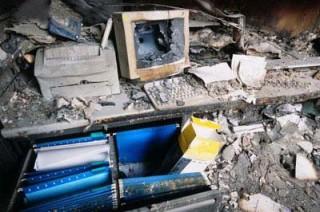 Datacenter Disaster