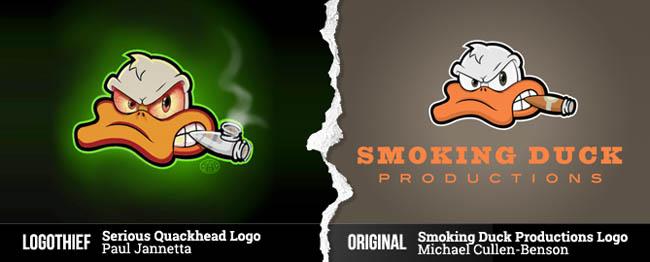 LogoThief.duckhead