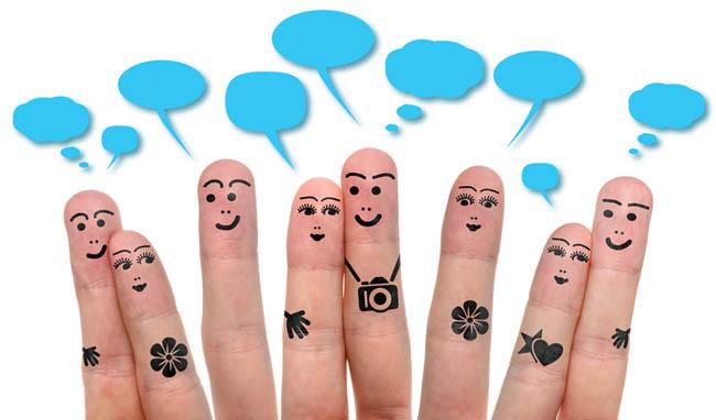 social.fingers