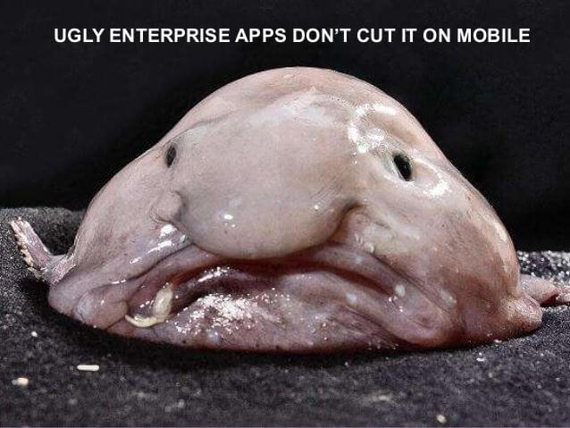 Enterprise Apps Dont Need to Be Ugly
