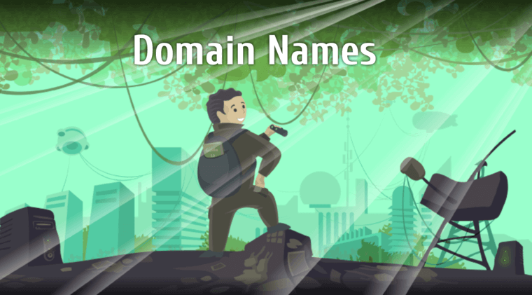A Beginner's Guide to Domain Names