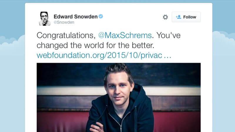 Snowden-Schrems