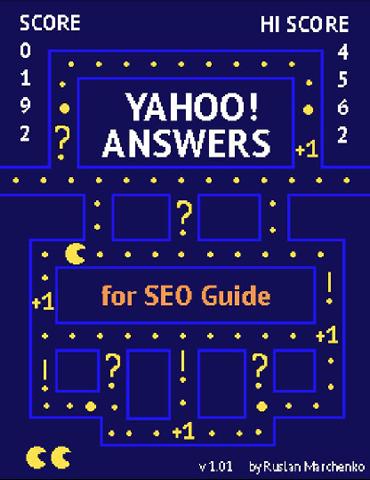 Yahoo Answers for SEO
