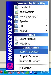 Wamp5 Server