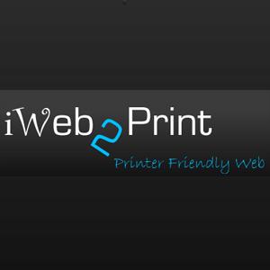 iweb2print