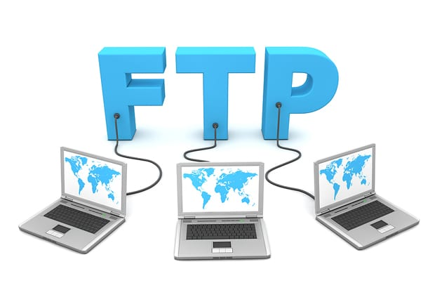 linux ftp server
