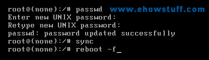 Reset Forgotten Root Password in Ubuntu