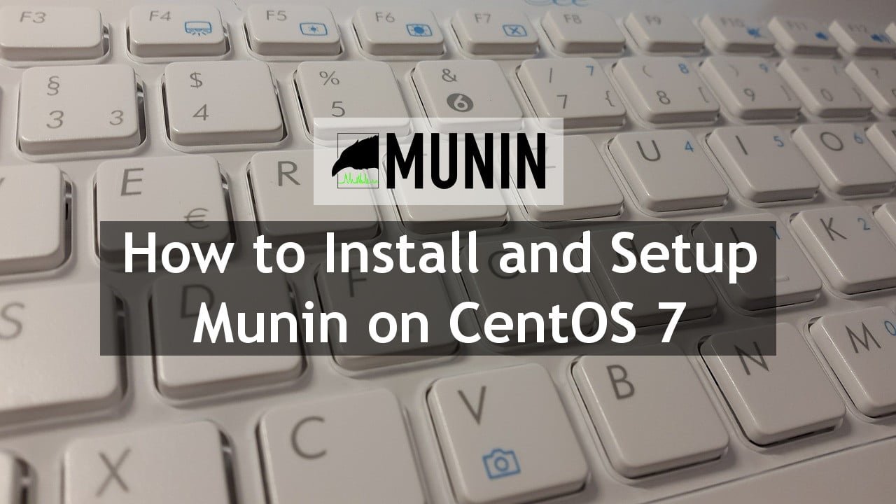 Munin on CentOS 7