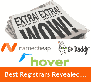 Best Domain Name Registrars